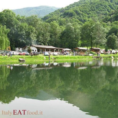 Agriturismo al lago delle rose arqua 39 petrarca italy eat for Lago padova