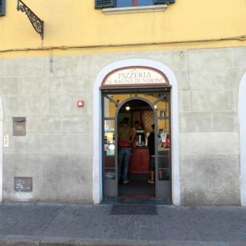 Pizzeria al bagno di nerone dal 1935 pisa italy eat food - Bagno da gigi cecina ...