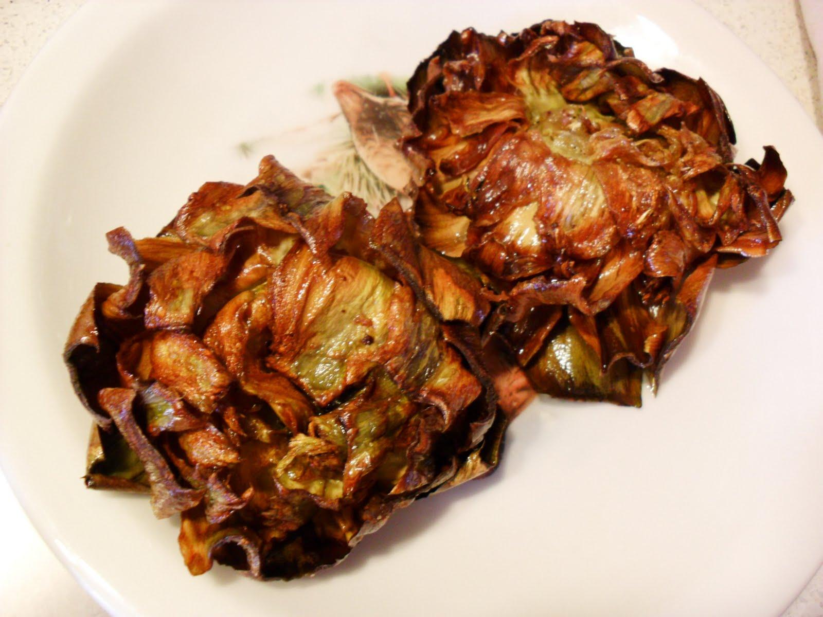 Carciofi alla giudia piatti tipici del lazio italy eat food for Piatti tipici romani