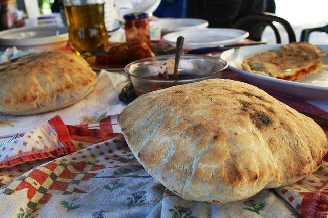 Strazzata prodotti tipici della basilicata italy eat food for Prodotti tipici roma