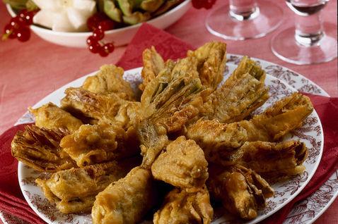 Fritto alla romana piatti tipici del lazio italy eat food for Roma piatti tipici