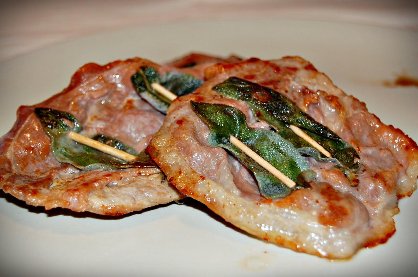 Saltinbocca alla romana piatti tipici del lazio italy for Piatti tipici della cucina romana