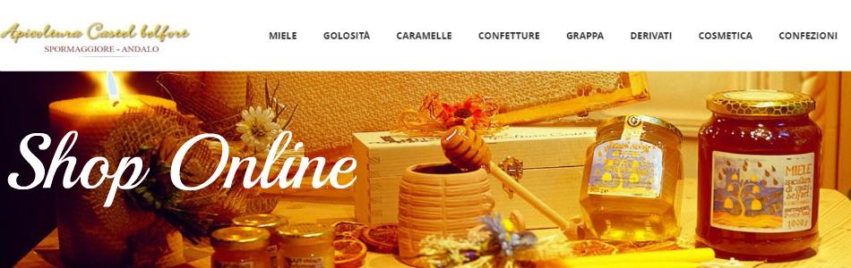Shop_online_miele_proppoli_trento