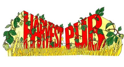 harvest pub bologna logo