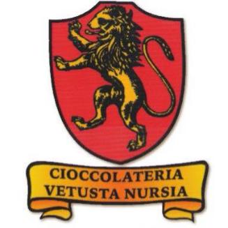 cioccolateria vetusta nursia norcia perugia logo