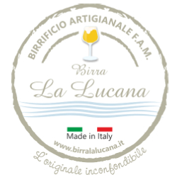 BIRRA LUCANA BIRRA LA LUCANA italy_eat_food