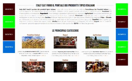 pubblicità su ITALY EAT FOOD