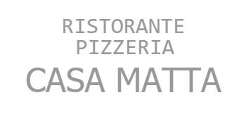 CASA MATTA RISTORANTE A NOTO