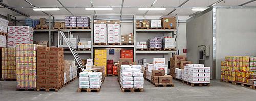 Distributori prodotti alimentari