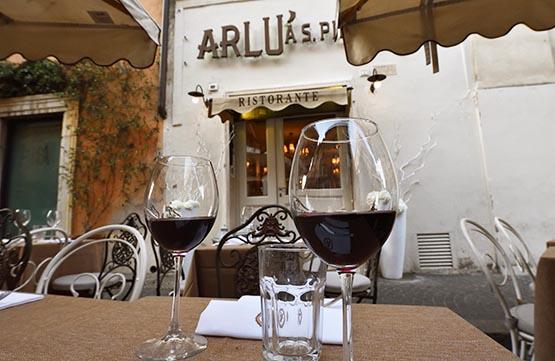 Ristorante arlu vaticano roma ristoranti roma italy eat for Secondi piatti tipici romani