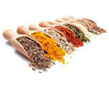 Manufacturers spices