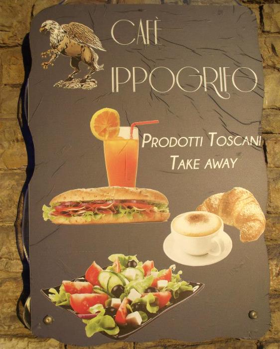 RISTORANTE CAFFE WINE BAR IPPOGRIFO PISA