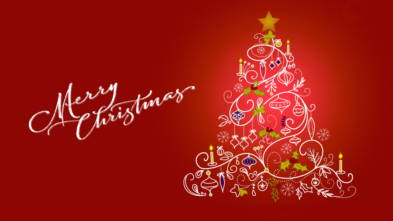Sfondo-Natale-merry-christmas