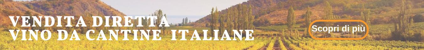 vendita diretta vino da cantine italiane
