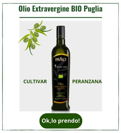 Olio Extravergine Bio Puglia